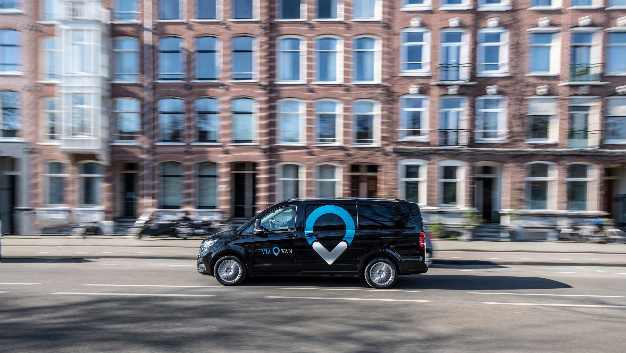 ViaVan startet App-basierten On-Demand Ridesharing-Dienst in London.