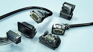 """Die Steckverbinder der Baureihe """"Han-Eco"""" mit Gehäusen aus Hochleistungskunststoff sind jetzt mit dem Industriestandard """"Han B"""" kompatibel."""