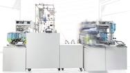 Softwareschnittstelle DIMA zwischen den Fertigungsmodulen und der Produktionssteuerung