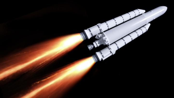 Die neue Trägerrakete Ariane 6 soll in zwei Jahren erstmals starten.