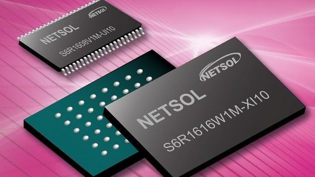 Asynchronous FAST und Low Power SRAM für erhöhte Anforderungen