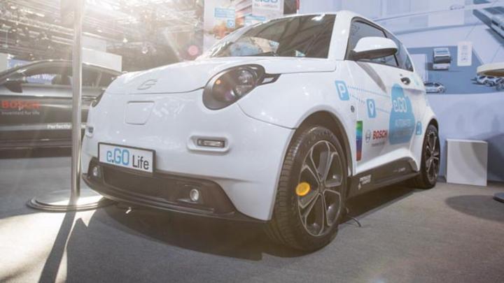 Bosch und e.Go arbeiten zukünftig beim Thema Automated Valet Parking eng zusammen.