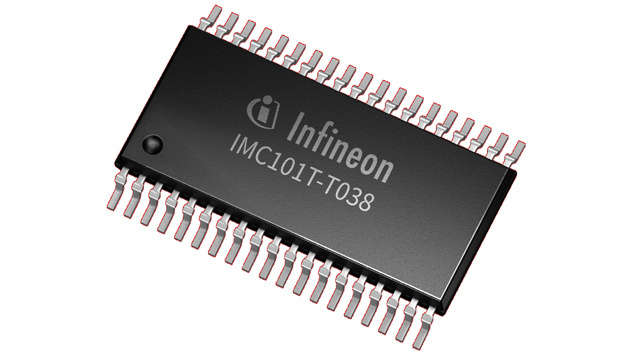 The IMC100 series is a new family of iMOTION motor control ICs from Infineon.