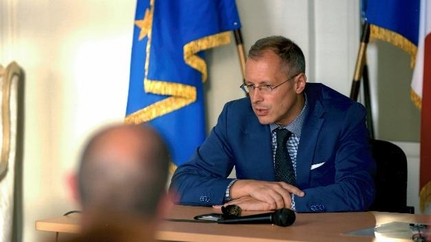 Jean-Luc_di_Paola_Galloni, seit März 2018 Präsident der ARTEMIS-IA.