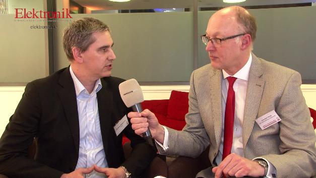 Joachim Kroll, stellvertretender Chefredakteur der Elektronik, spricht mit Dr. Marc Schacherer von Farnell über den Raspberry Pi 3 Modell B+