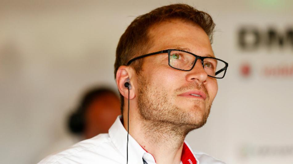 Andreas Seidl, Teamchef Porsche LMP.
