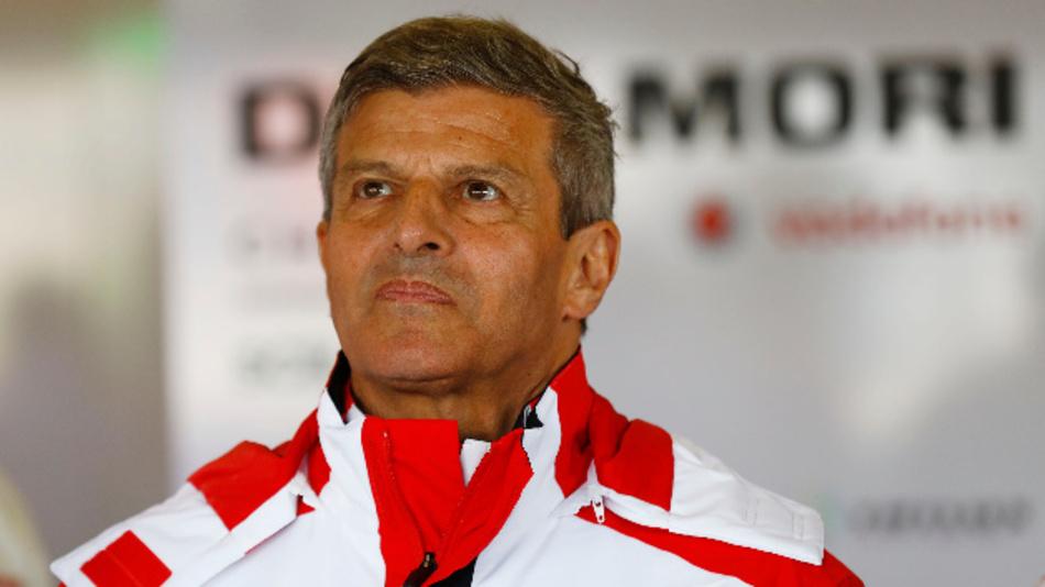 Fritz Enzinger, Hauptabteilungsleiter bei Porsche.