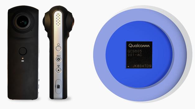 Zu den SoCs der Vision Intelligence Platform bietet Qualcomm auch Referenzdesigns für Kameras an.