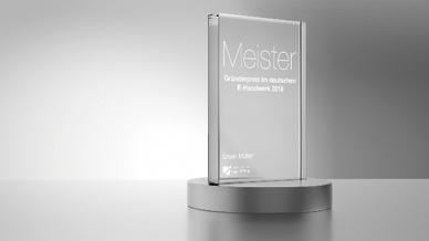 Branchenpreis »Meister«