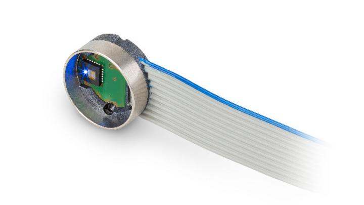 Über eine hohe Auflösung verfügt der optische Encoder ENX 16 RIO von maxon motor.