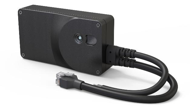 Auf der ToF-Technik beruht die 3D-Kamera O3X von ifm electronic.