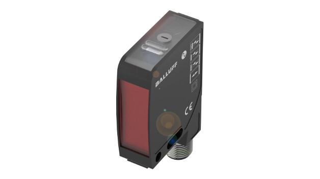 Die beiden neuen Optosensoren von Balluff vereinen verschiedene Messprinzipien in ein und demselben Gerät.