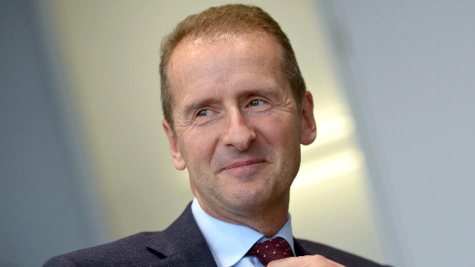 Herbert Diess wird neuer Volkswagen-Konzernchef.