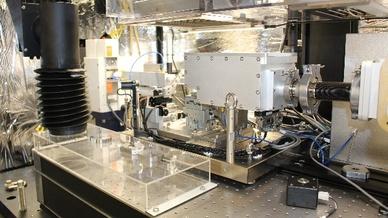 Das Röntgenmikroskop ZEISS Xradia 810 Ultra wird künftig in Halle zur Materialforschung genutzt.