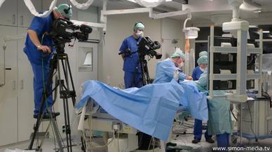 Liveübertragung in der medizinischen Fortbildung