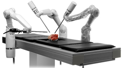 Mirosurge Medizinroboter: Nachteile der MTC-Chirurgie überwinden