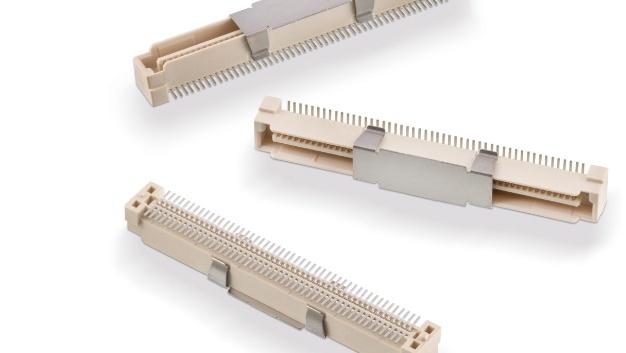 Board-to-Board-Steckverbinder WR-BTB von Würth Elektronik eiSos.