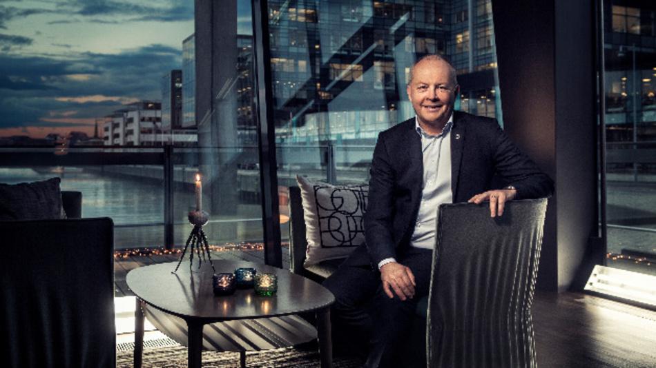 Claes Nilsson, Präsident von Volvo Trucks.