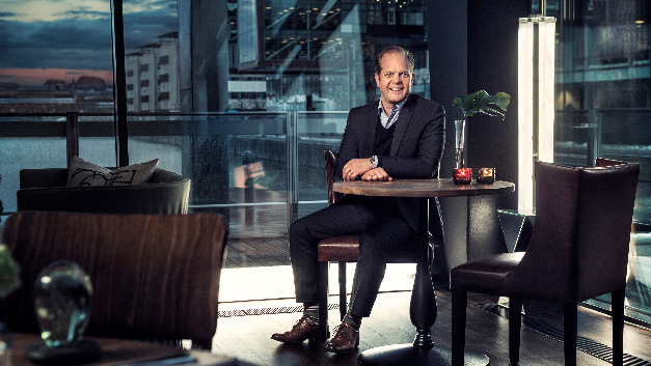 Jonas Odermalm, Leiter Produktstrategie von Volvo Trucks.