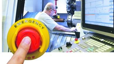 Servoantriebe mit integrierten Sicherheitsfunktionen,