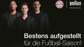 Braun Fußball-Edition