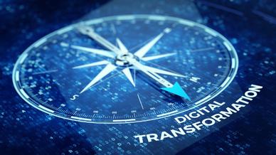 Deutsche Unternehmen sind gut vorbereitet für die digitale Transformation.