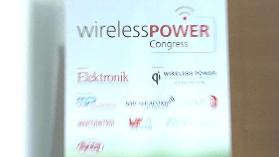 Der Wireless Power Congress 2018 fand am 21. und 22. März statt.
