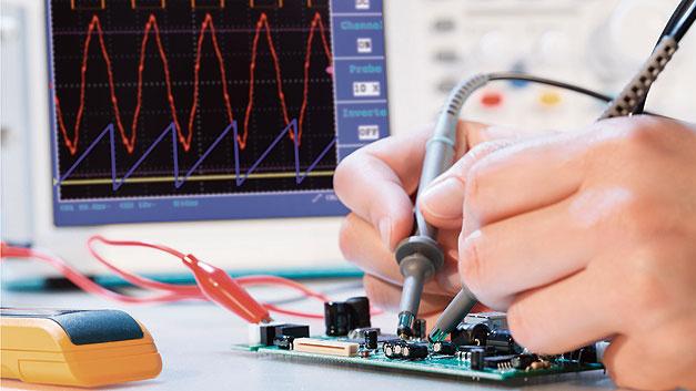 Dimensionierte Kondensatoren stabilisieren instabile Differenzverstärker.