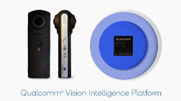 Die neuen SoCs der Vision Intelligence Plattform hat Qualcomm für den Einsatz in unterschiedlichen Kameras, beispielsweise für Anwendungen in der Industrie, der virtuellen Realität, im Sport und in Smart Displays entwickelt. Sie machen IoT-Geräte deutlich leitungsfähiger als bisher.