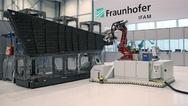 Mobiler Roboter vom Fraunhofer IFAM