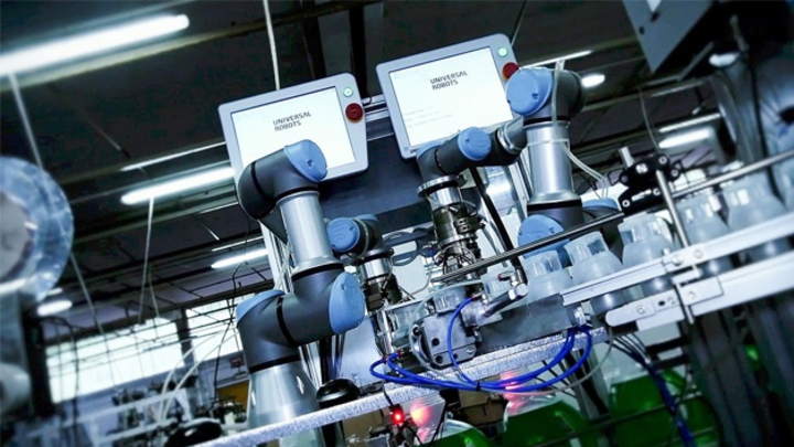 Industrieroboter von Universal Robots