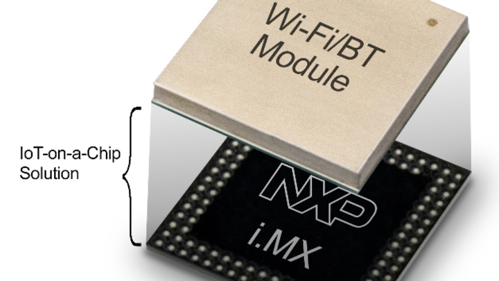 »IoT-on-a-Chip« Solution to Advance the Future of Edge Computing.