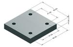 Der für die Applikation verwendete Kühlkörper musste aufgrund des gegebenen Boardlayouts exakt festgelegte Maße einhalten.