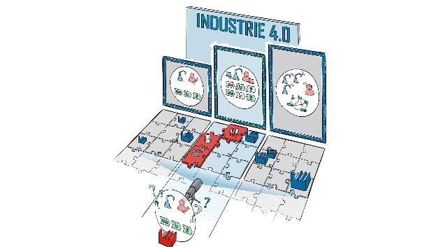 Mit dem Online-Benchmark des Projekts Inlumia können KMUs ermitteln, wo sie bei der Umsetzung von Industrie 4.0 im Vergleich zu ihren Wettbewerbern stehen.