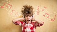 Musik Junge