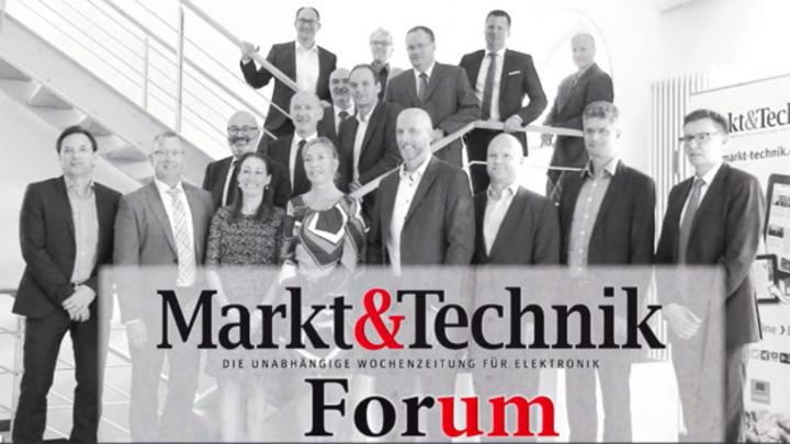 Markt&Technik Forum »Quo Vadis Distribution?«