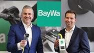 """Der Geschäftsbereich Tankstellen der BayWa kooperiert mit ubitricity aus Berlin und bietet ab sofort das Ladekabelset """"SmartCable"""" zusammen mit einem """"Simple Socket"""" an."""