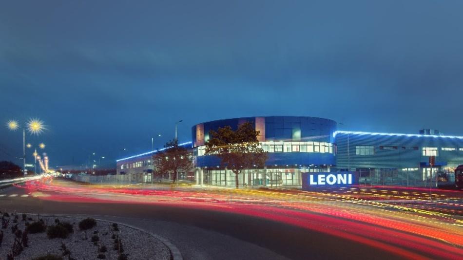 Das dritte Leoni-Werk in Serbien: Der Standort Nis produziert auf einer Fläche von 20.000 m2 Kabelsätze für einen der weltweiten Premiumhersteller von Fahrzeugen.