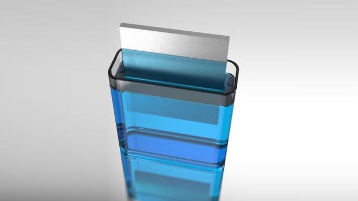 Einfach-Zelle für Festkörper-Batterien vom Fraunhofer ISC