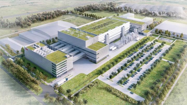 Bosch hat mit dem Bau seiner neuen Halbleiterfabrik in Dresden begonnen.