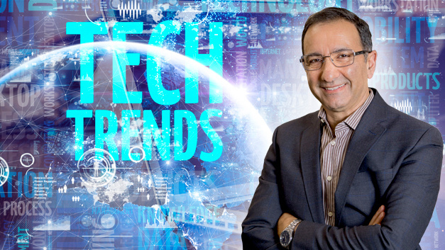 Dr. Ahmad Bahai, Technikchef bei Texas Instruments und Direktor des TI Corporate Research, Kilby Labs.