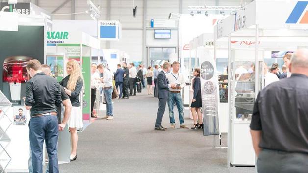 2017 kamen 4.800 (2016: 4.500) Fachbesucher und Kongressgäste sowie 207 Aussteller (2016: 176) aus 13 Ländern zur Rapid.Tech + FabCon 3.D nach Erfurt.
