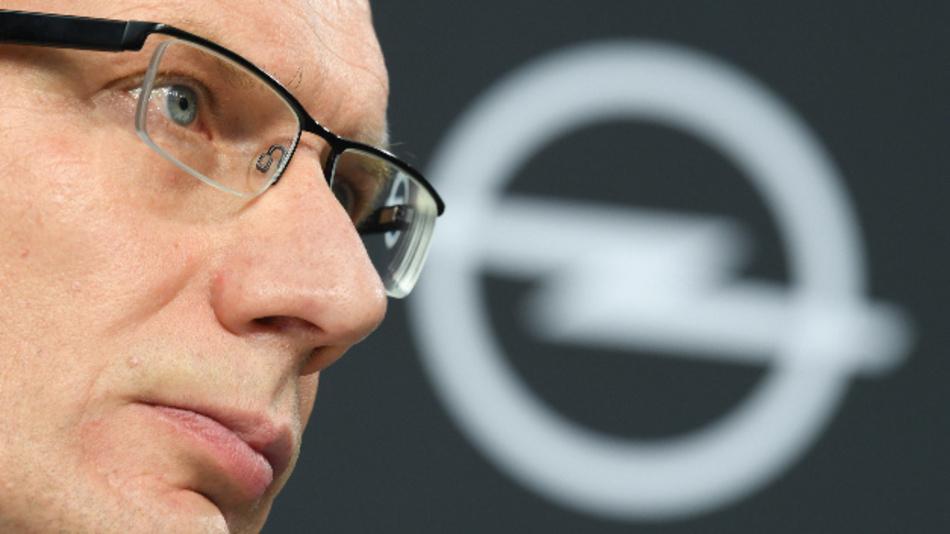 Michael Lohscheller, Vorstandsvorsitzender der Opel Automobile GmbH.
