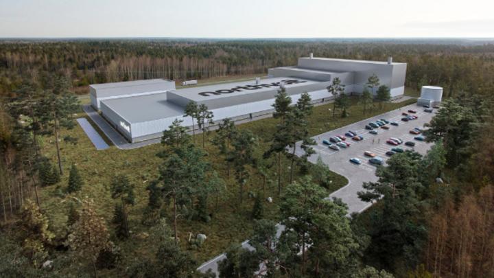 Northvolt Labs in Schweden