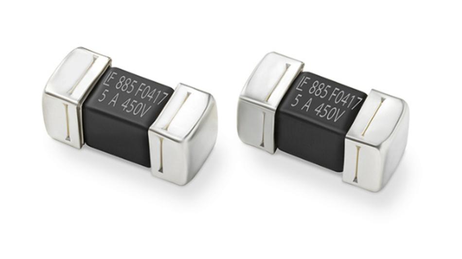 500-V-Gleichspannungs-Sicherung