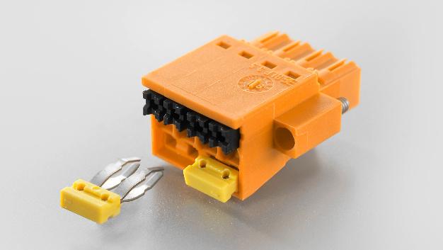 Leiterplattensteckverbinder BLF  3.5