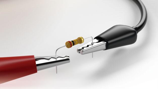 Ein Funkmodul misst das Strom-IC ohne starke Abweichungen.