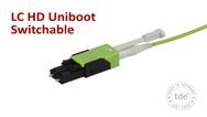 LC HD UniBoot Patchkabel