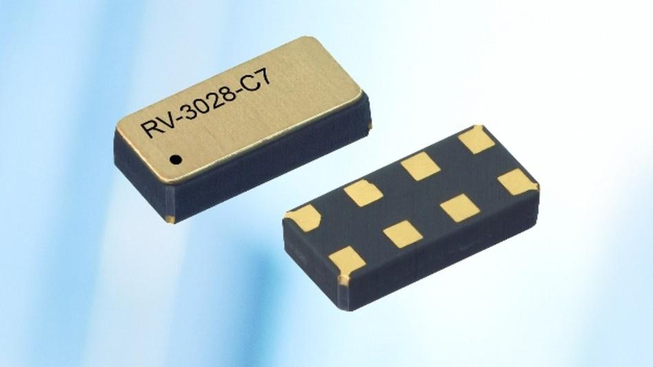 RV-3028-C7 - die weltweit erste Echtzeituhr (RTC) mit 40 nA Strombedarf