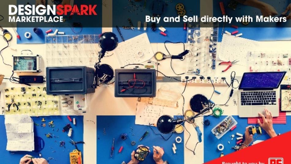 Der DesignSpark Marketplace ist im Entstehen